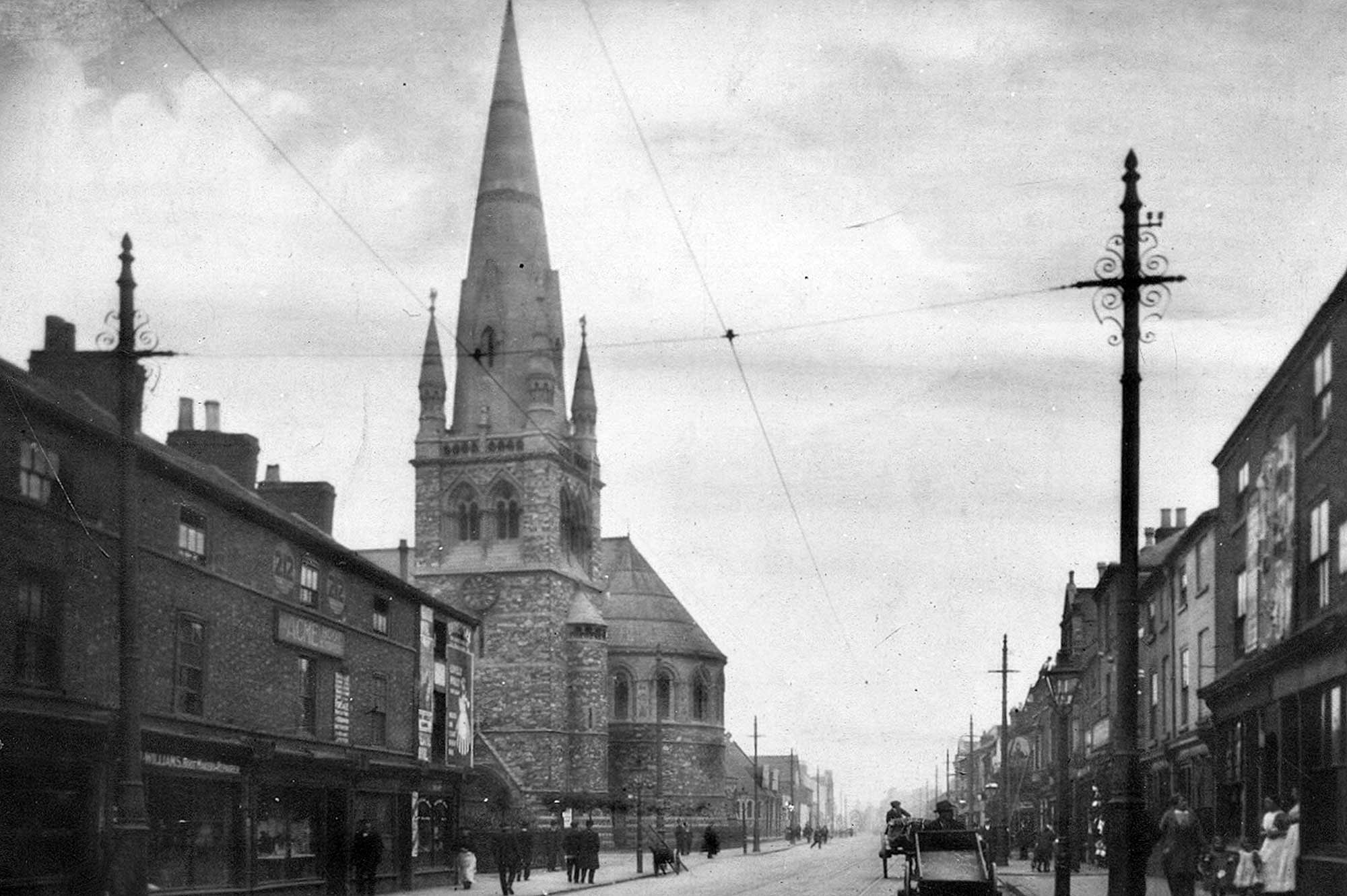 St. Mark's Church c.1912 - DeMontfort University