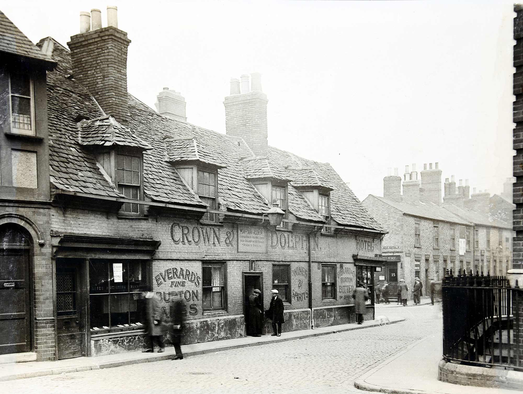 Holy Bones in Victorian times - Leicester and Leicestershire Record Office