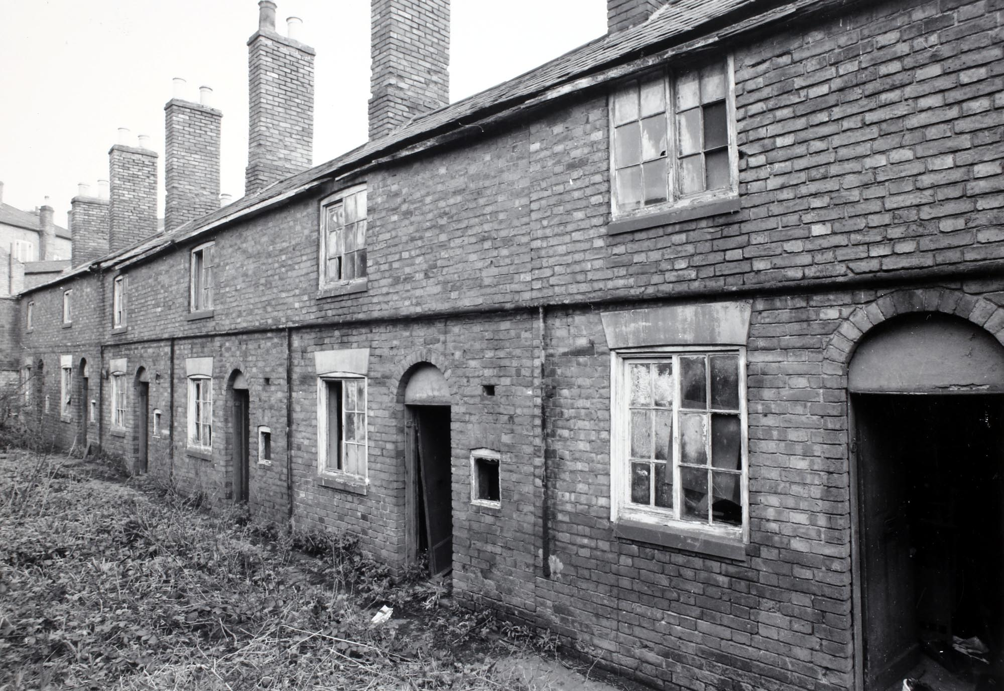 Cramant Cottages - Leicestershire Record Office