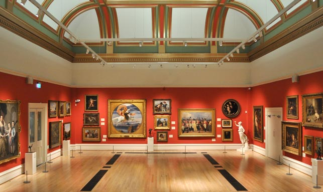 image of Leicester Museum & Art Gallery