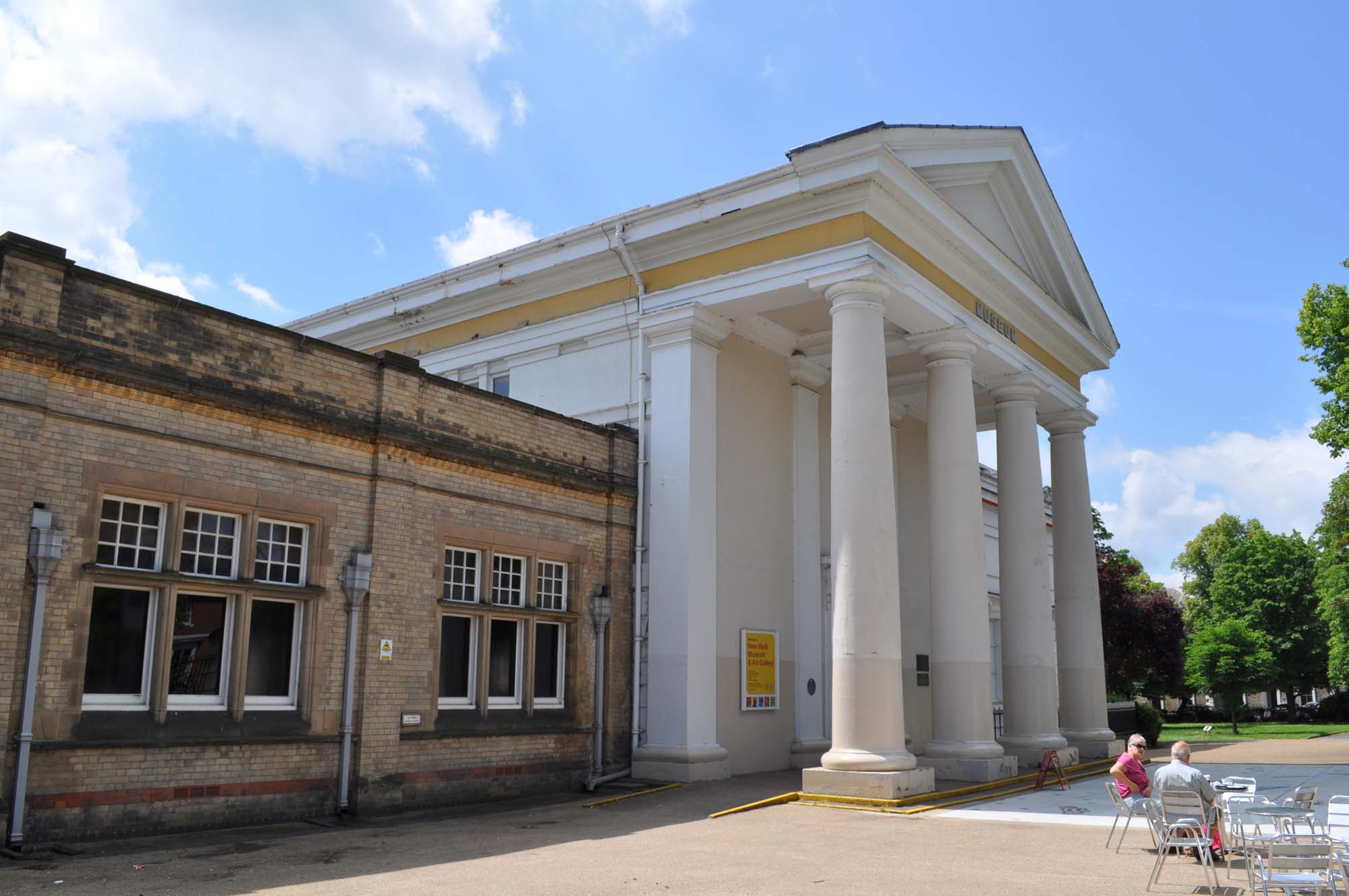 Leicester Museum & Art Gallery -