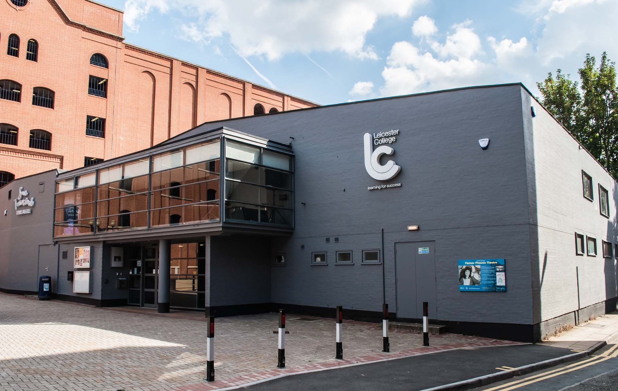 The Sue Townsend Theatre -
