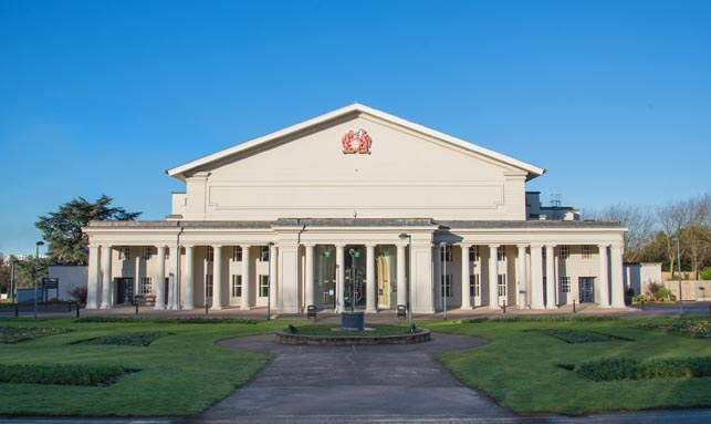 image of De Montfort Hall