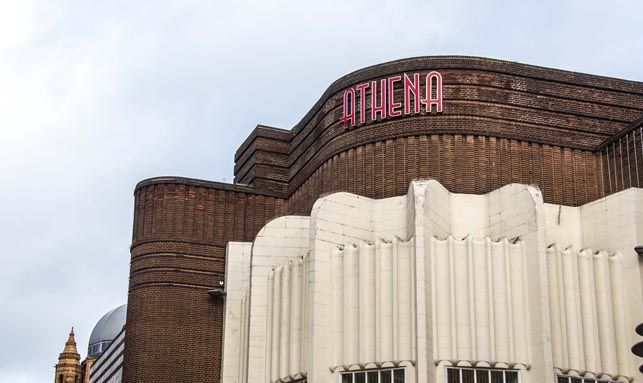Athena - The Odeon Cinema