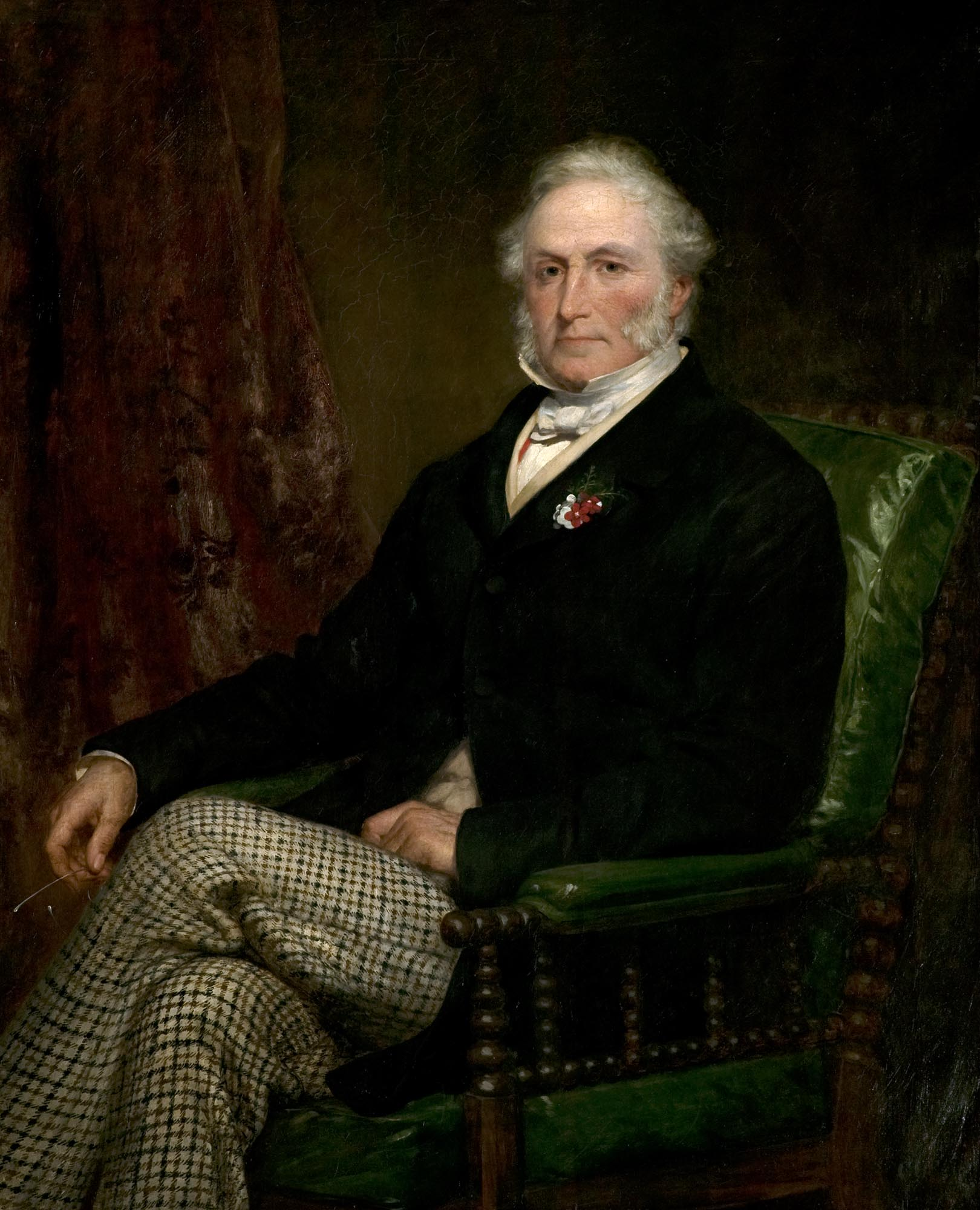 Thomas Paget, Mayor of Leicester in 1836 -