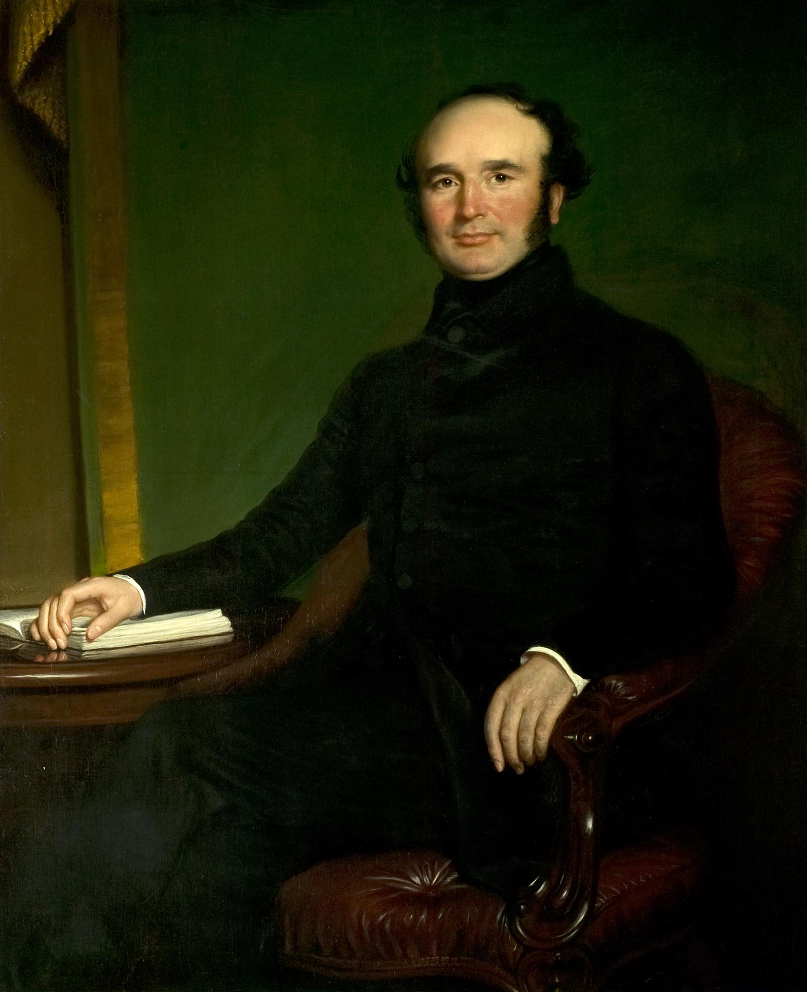 Alderman John Biggs (1801-1871) -