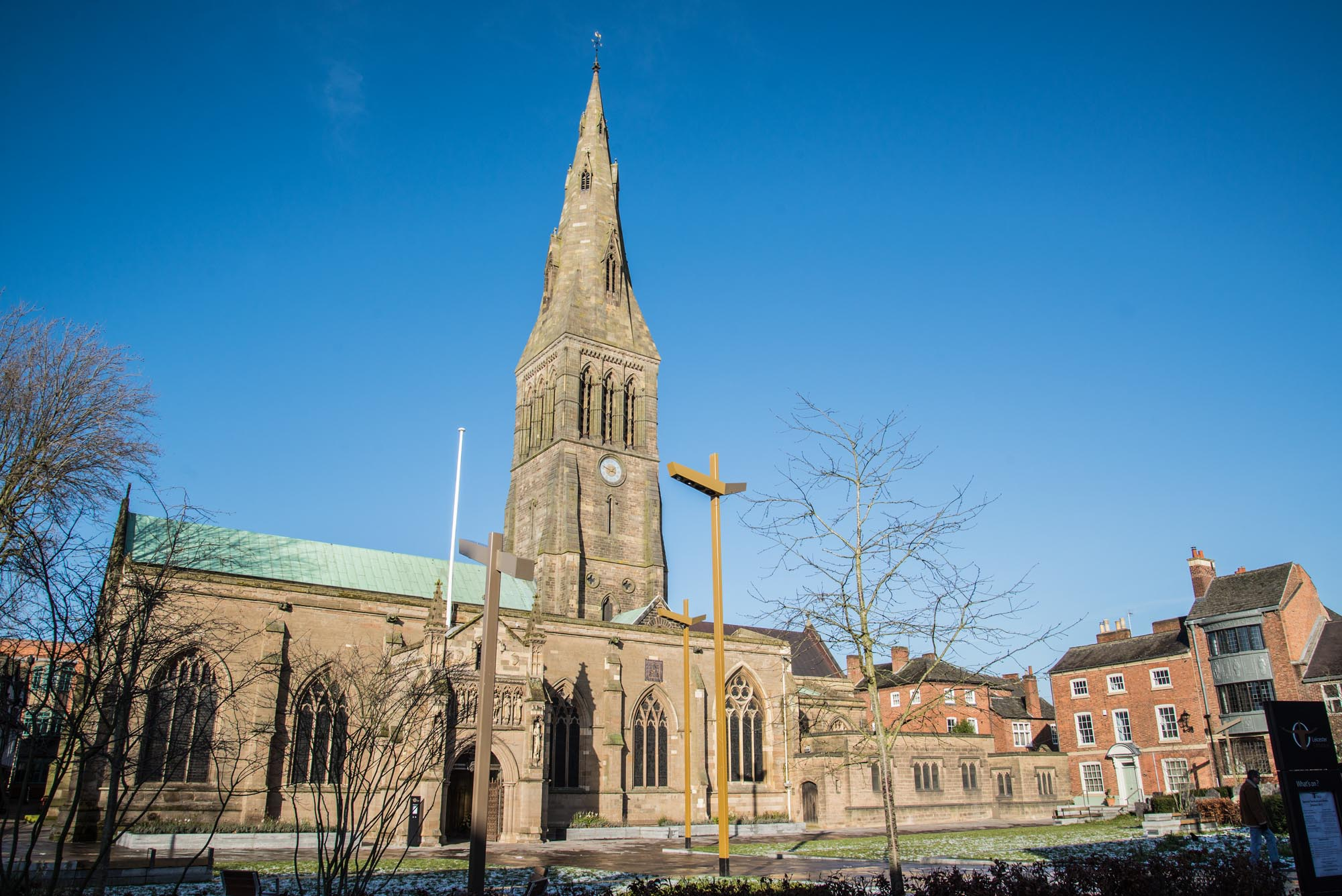 Leicester Cathedral -