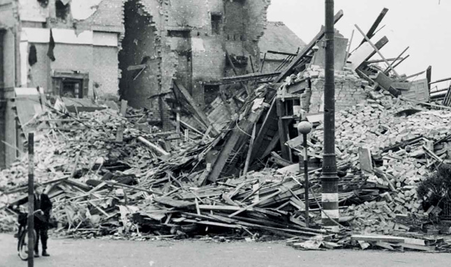The Blitz in Highfields